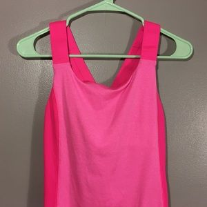 Pink Champion Workout Top